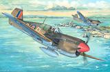 P-40M War Hawk истребитель - 02211 Trumpeter 1:32