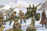 МЛ-20 152-мм пушка-гаубица обр.1937 - 02315 Trumpeter 1:35