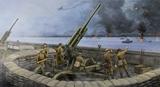 52-К 85-мм зенитная пушка образца 1943 года. 02342 Trumpeter 1:35