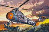 H-34 Navy Rescue вертолет - 02882 Trumpeter 1:48