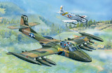 A-37A Dragonfly штурмовик - 02888 Trumpeter 1:48