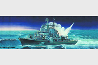 Эсминец проекта 956 (Sovremenny Class) - 04515 Trumpeter 1:350