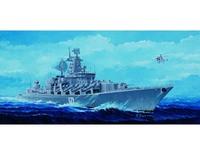 Москва ракетный крейсер - 04518 Trumpeter 1:350