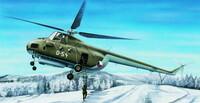 Ми-4А военно-транспортный вертолет - 05101 Trumpeter 1:35