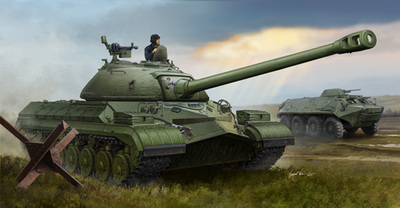 Т-10 тяжелый танк - 05545 Trumpeter 1:35