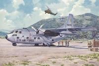 C-123B Provider Fairchild - 056 Roden 1:72