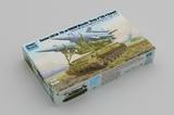 ЗРК Круг-А (SA-4 Ganef) ПУ 2К11А с ракетами 9М8М - 07178 Trumpeter 1:72