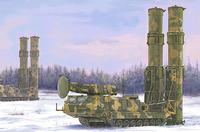 С-300В пусковая установка (S-300V 9A82 SAM) - 09518 Trumpeter 1:35
