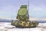 С-300В 9С32 станция наведения (Grill Pan Radar) - 09522 Trumpeter 1:35