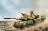 Т-80УМ-1 основной танк - 09526 Trumpeter 1:35
