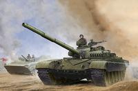 T-72A Mod.1979 MBT (Т-72 ОБТ обр. 1979) - 09546 Trumpeter 1:35