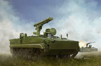 9П157-2 Хризантема-С противотанковая система - 09551 Trumpeter 1:35