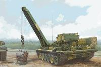 БРЭМ-1 боевая ремонтно-эвакуационная машина - 09553 Trumpeter 1:35
