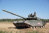 Т-80БВМ основной танк - 09587 Trumpeter 1:35
