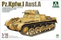 Pz.Kpfw.I Ausf.A легкий танк - 1008 Takom 1:16
