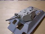Т-34-76 1940 Сварная башня установочной серии. 35082 Комплект ЗиП 1:35