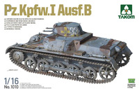 Pz.Kpfw.I Ausf.B легкий танк - 1010 Takom 1:16
