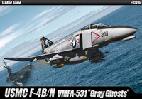 USMC F-4B/N VMFA-531 Gray Ghosts - 12315 Academy 1:48