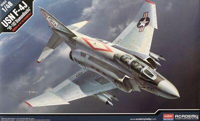F-4J Phantom VF-102 Diamondbacks - 12323 Academy 1:48