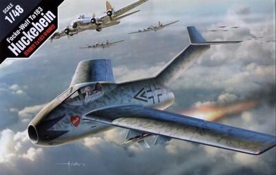 Focke-Wulf Ta 183 Huckebein - 12327 Academy 1:48