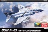 F-4J Phantom VF-84 Jolly Rogers - 12529 Academy 1:72