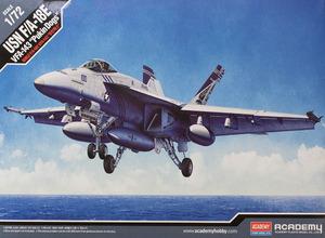 F/A-18E VFA-143 Pukin Dogs - 12547 Academy 1:72