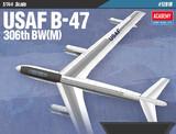 Boeing B-47 306th BW(M) USAF бомбардировщик - 12618 Academy 1:144