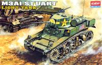 M3A1 Stuart - 13269 Academy 1:35
