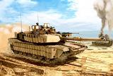 M1A2 SEP TUSK II основной танк - 13298 Academy 1:35