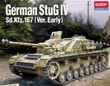 StuG IV Sd.Kfz.167 Early - 13522 Academy 1:35
