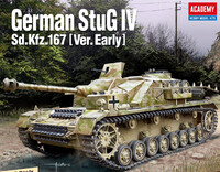 StuG IV Sd.Kfz.167 Early - 13522 Academy 1:35