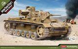 Panzer III Ausf.J North Afrika средний танк - 13531 Academy 1:35