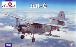 Ан-6 - 1466 Amodel 1:144