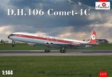 D.H.106 Comet-4C - 1477 Amodel 1:144