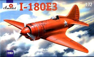 И-180Е3 - 7283 Amodel 1:72