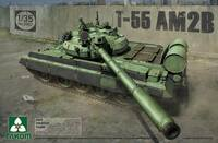 Т-55АМВ2 (T-55 AM2B DDR) средний танк пр-ва ГДР - 2057 Takom 1:35