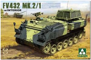 FV432 гусеничный бронетранспортер - 2066 Takom 1:35