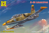 Л-39 Альбатрос учебно-тренировочный самолет - 207243 Моделист 1:72