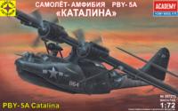 PBY-5A Каталина самолет-амфибия - 207273 Моделист 1:72