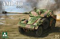 AML-90 броневик Panhard - 2077 Takom 1:35
