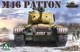 M46 Patton (М46 Паттон) средний танк - 2117 Takom 1:35