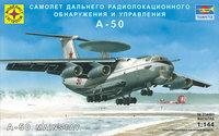 А-50 самолет ДРЛО ВВС СА - 214461 Моделист 1:144