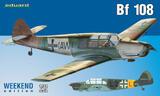Bf.108 самолет связи - 3404 Eduard 1:32