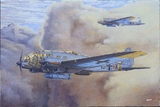 He-111H-6 бомбардировщик - 344 Roden 1:144