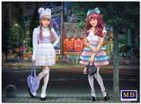 Минами и Мэй Лидеры Кавайи фэшн - MB35187 Master Box 1:35