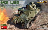 M3 Lee ранний танк с полным интерьером - 35206 MiniArt 1:35