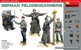 Немецкая полевая жандармерия специздание - 35315 MiniArt 1:35