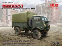 Model W.O.T.8 Британский грузовой автомобиль - 35590 ICM 1:35