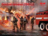 Советские пожарные 1980-х - 35623 ICM 1:35