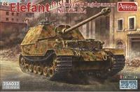 Sd.Kfz.184 Jagdpanzer Elefant (Элефант) - 35A033 Amusing Hobby 1:35
